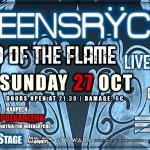 Queensryche Tribute - Live Hold Of The Flame & Grey Vs Gray