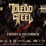 Toledo Steel, Hailsteel, Plague Spreader @ Remedy