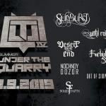UNDER THE QUARRY METAL FEST IV