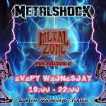 METALSHOCK RADIO SHOW 5/4/2017 PLAYLIST