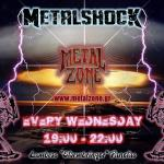 METALSHOCK RADIO SHOW 24/4/2019 PLAYLIST