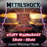 METALSHOCK RADIO SHOW 8/5/2019 PLAYLIST