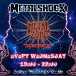 METALSHOCK RADIO SHOW 8/1/2020 PLAYLIST