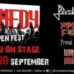 Remedy Open Fest  Sept Oct 2019