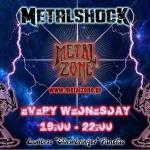 METALSHOCK RADIO SHOW 1/8/2018 PLAYLIST