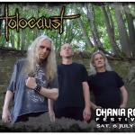CHANIA ROCK FESTIVAL: ΟΙ HOLOCAUST ΠΡΟΣΤΕΘΗΚΑΝ ΣΤΟ LINEUP!