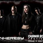 CHANIA ROCK FESTIVAL: ΑΛΛΟ ΕΝΑ ΣΥΓΚΡΟΤΗΜΑ ΣΤΟ LINEUP