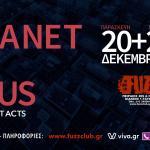 PLANET OF ZEUS @ Fuzz