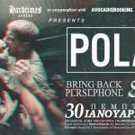 POLAR live in Athens!