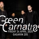 Green Carnation live in Athens