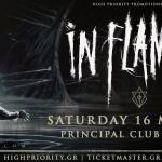 In Flames - Thessaloniki - 16.05.2020