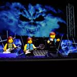 ROCK IN LEGO