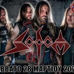 SODOM LIVE IN ATHENS