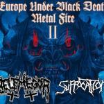 Under Black Death Metal Fire Tour