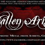 FALLEN ARISE ΣΤΟ VOICES OF THE SUCCUBI FESTIVAL