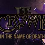 ΟΙ THE CROWN ΚΥΚΛΟΦΟΡΟΥΝ LYRIC VIDEO ΓΙΑ ΤΟ ''IN THE NAME OF DEATH''