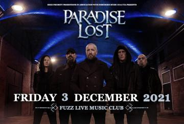 PARADISE LOST LIVE IN ATHENS