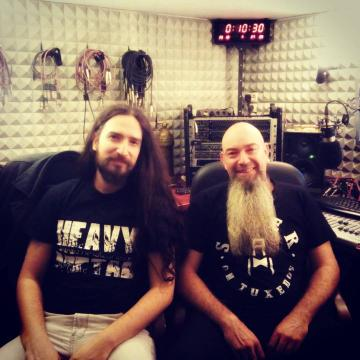 Οι RUSTY BONEZ Στο METALZONE RADIO