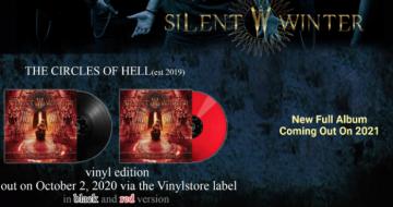 "SILENT WINTER – Το ""The Circles Of Hell"" σε έκδοση βινυλίου και ετοιμασίες για το νέο άλμπουμ"