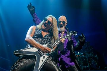 ROB HALFORD: JUDAS PRIEST IS 'GETTING CLOSE' TO STARTING PRE-PRODUCTION ON NEW ALBUM