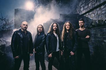 RHAPSODY OF FIRE - 'TERIAL THE HAWK' SINGLE LAUNCHED