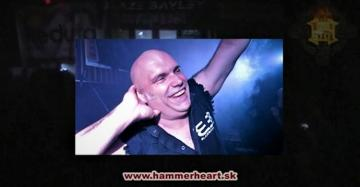 HAMMMERHEART: ΠΡΩΤΟ SINGLE ME TON ΒLAZE BAYLEY ΣΤΑ ΦΩΝΗΤΙΚΑ