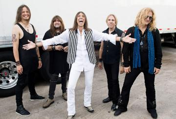 TESLA TO RELEASE NEW SINGLE 'COLD BLUE STEEL' THIS MONTH