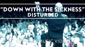 Disturbed - Down With The Sickness [Official Music Video]