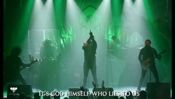 MOONSPELL - Desastre (Live Video w/ English subtitles) | Napalm Records