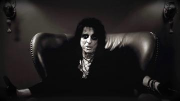 """Alice Cooper Interview About """"Paranormal"""" / Qstock appearance"""