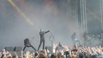 Satyricon Live At Tons Of Rock 2017  K.I.N.G.