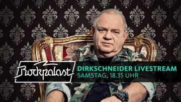 Dirkschneider LIVESTREAM | Rockpalast | 2018 | Summer Breeze