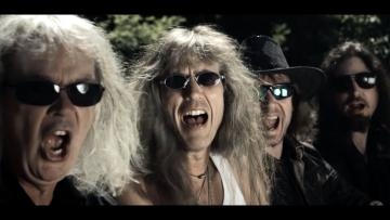 GRAVE DIGGER ft. RUSSKAJA - Zombie Dance (Official Video) | Napalm Records