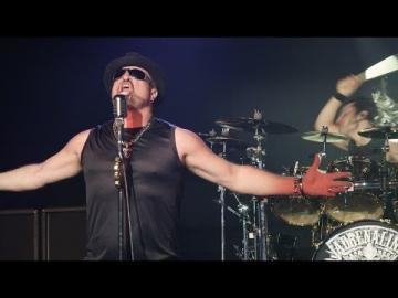 ADRENALINE MOB - King Of The Ring (OFFICIAL VIDEO)