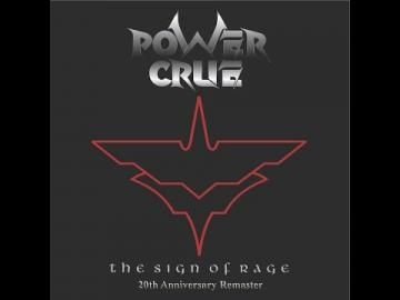 "Power Crue - ""The Sign of Rage"" 20th Anniversary (Remaster) [promo teaser]"