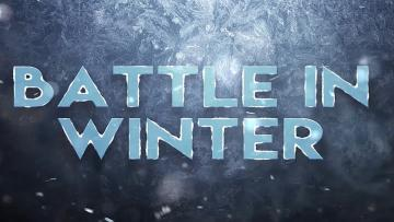 We Are Sentinels - BATTLE IN WINTER [Official Lyric Video]
