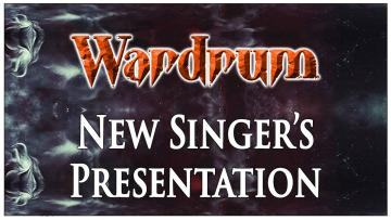 WARDRUM  - New Singer's Presentation