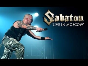 SABATON – Documentary – LIVE in Moscow 2016