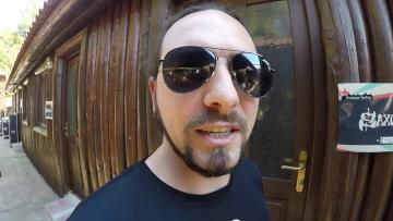 Tour Journal Episode  4 - Norway Rock, Bang Your Head & Rockwave Athens