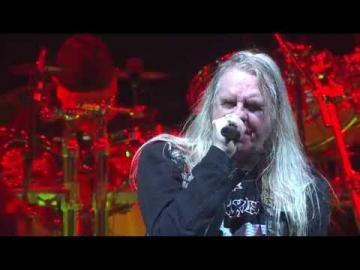 Saxon -  'Wheels of Steel' live