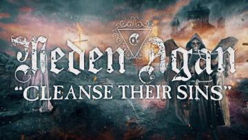 MEDEN AGAN - Cleanse Their Sins (Official Lyric Video)