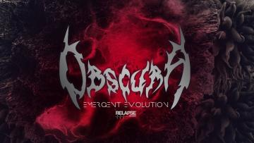 OBSCURA - Emergent Evolution (Official Audio)