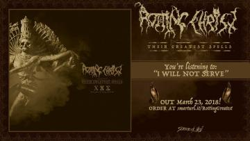 Rotting Christ - I Will Not Serve
