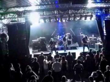 ACID DEATH - X-MASS in HELL tour, Day 5: Munich