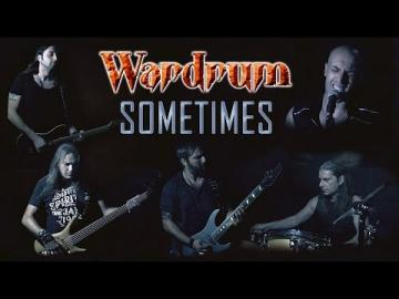 WARDRUM - Sometimes (Official Lyric Video)
