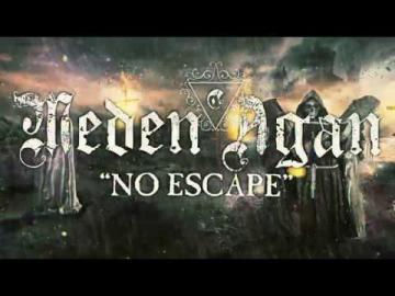 MEDEN AGAN - No Escape (Official Lyric Video)