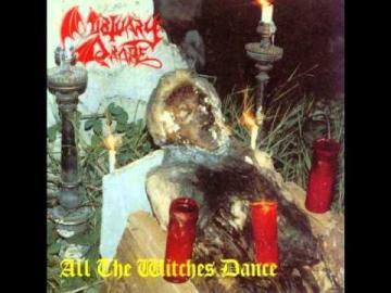 Mortuary Drape - All The Witches Dance FULL ALBUM