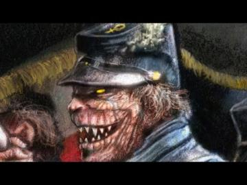 ICED EARTH - Clear The Way (December 13th, 1862) (Lyric Video)