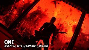 Metallica: One (Bucharest, Romania - August 14, 2019)