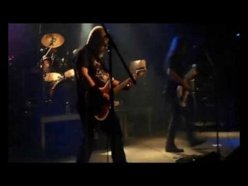 ACID DEATH - X-MASS in HELL tour, Day 2: Glauchau